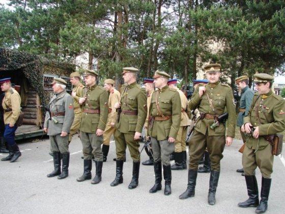Albino Ruko nuotr. /Partizanų pagerbimo ir kariuomenės šventė Jurbarke