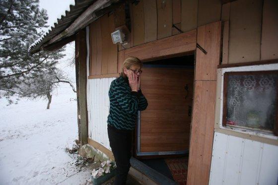 Eriko Ovčarenko/15min.lt nuotr./įtariamo dviejų žmonių nužudymu Nerijaus Kalaušio motina Vilija Ramoškienė