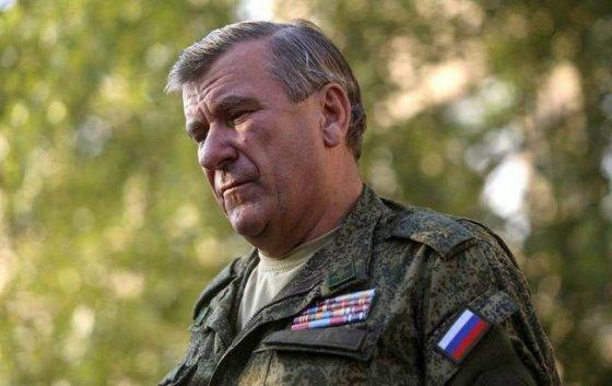 ERA nuotr./Rusijos generolas Aleksandras Lencovas