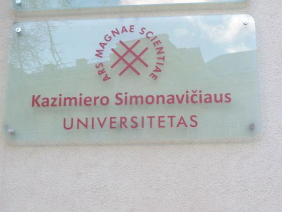 Maksim Frantovskij nuotr./Kazimiero Simonavičiaus universitetas