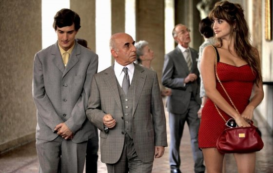 "Kadras iš filmo/""Nero Fiddledas"" (""Į Romą su meile"") (""To Rome with Love"", 2012, IMDb – 6,3)"