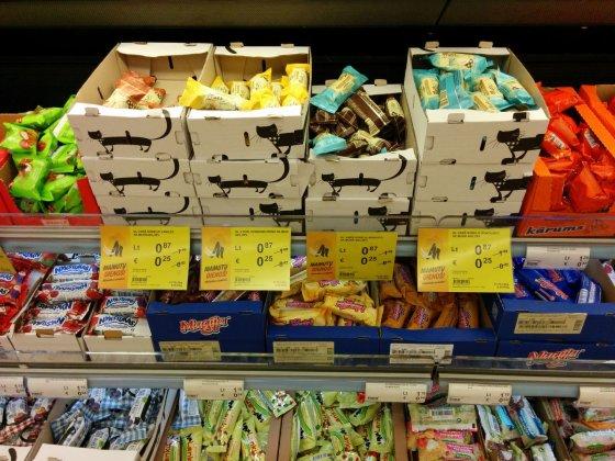 Jurgitos Lapienytės nuotr./Nukainoti pieno produktai