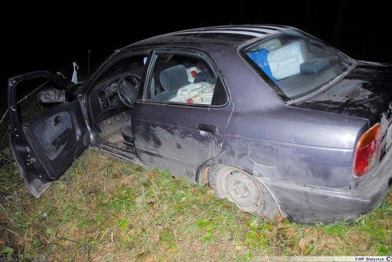 podlaska.policja.gov.pl nuotr./Lietuviai Lenkijoje vogė degalus
