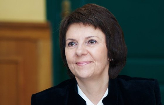 BFL/T.Lukšio nuotr./Lietuvos viešbučių ir restoranų asociacijos prezidentė Evalda Šiškauskienė
