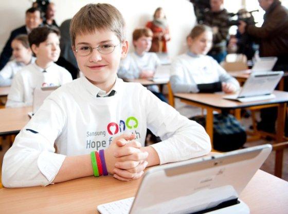 """""""Samsung mokykla ateičiai"""" nuotr./""""Samsung mokykla ateičiai"""""""