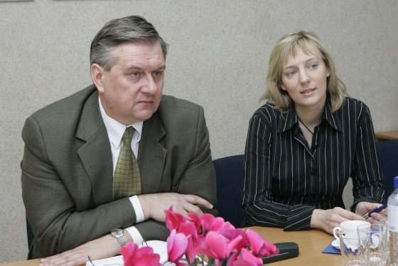 """Scanpix"" nuotr./V.Mikalauskas vėl tapo Varėnos rajono meru."