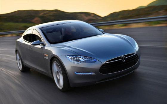"Gamintojo nuotr./""Tesla Model S"""