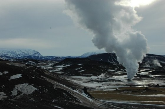 E.Paškevičiaus nuotr./Geoterminė jėgainė šalies šiaurėje.