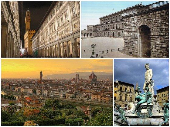 Wikimedia.org nuotr./Florencija