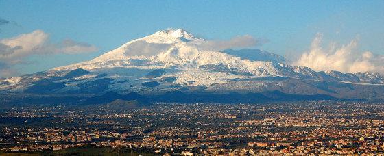 Wikimedia.org nuotr./Etnos ugnikalnis