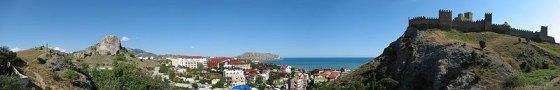 wikimedia.org nuotr./Sudako panorama