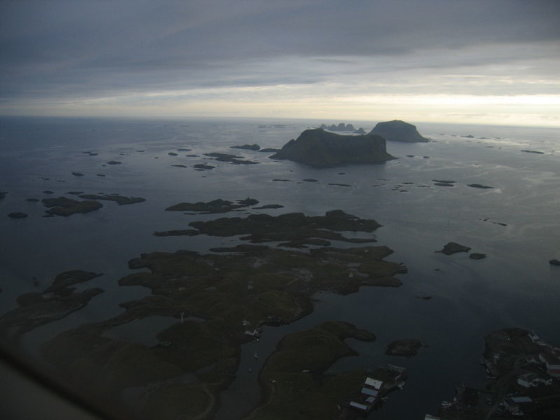 wikimedia.org/Rosto salos Norvegijoje