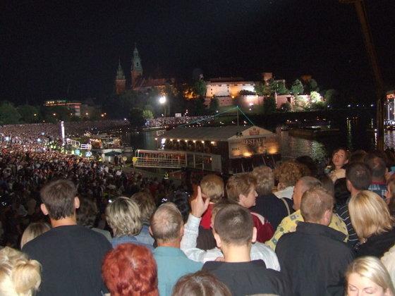 wikimedia.org nuotr./Trumpiausios nakties šventė Lenkijoje