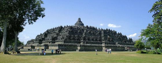 wikimedia.org nuotr./Borobuduro šventykla