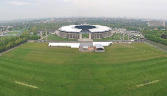 A.Siručio nuotr./Berlyno olimpinis stadionas