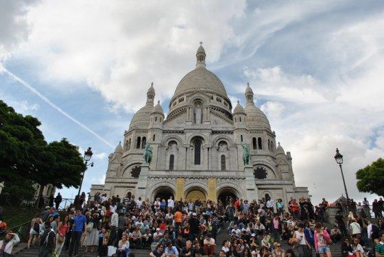 Antano Siručio nuotr./Paryžiuje