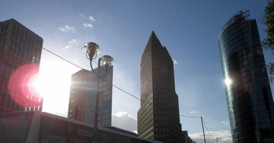A.Kiškytės nuotr./Berlyno dangoraižiai