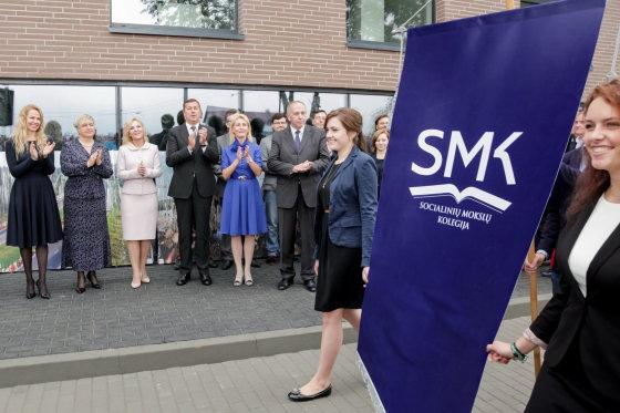 SMK nuotr./Socialinių mokslų kolegija