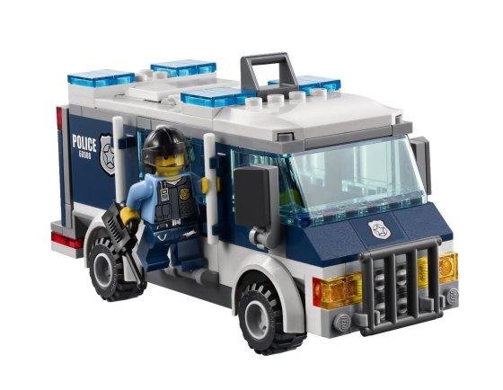 Renginio organizatorių nuotr./Lego policija