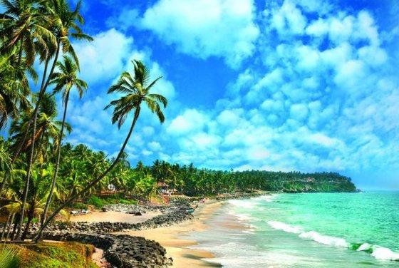 V.Grudžio nuotr./Goa paplūdimiai vieši. Viešbučiams juos okupuoti draudžiama įstatymais