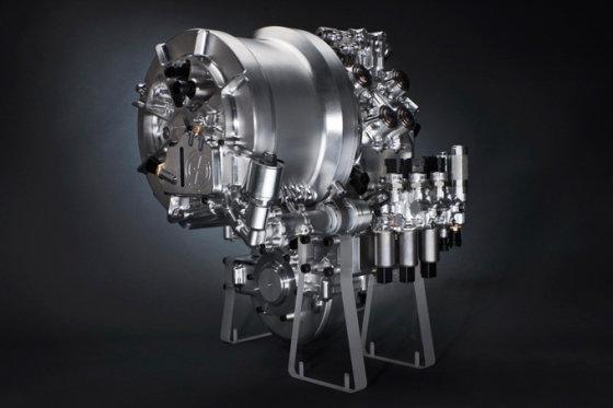 """""""Volvo"""" nuotr./Kinetinės energijos regeneracijos sistema"""