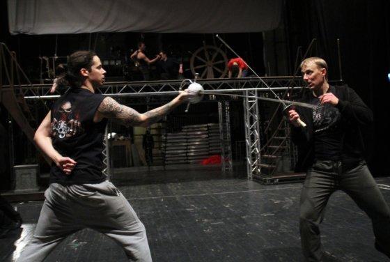 Kauno muzikinio teatro nuotr./Grafas Montekristas Kauno muzikiniame teatre