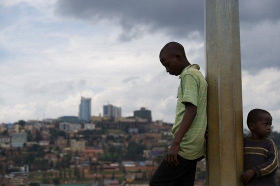 """""""Scanpix"""" nuotr./Kigalio vaizdas"""