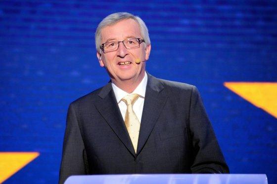 """""""Scanpix"""" nuotr./Konservatorių kandidatas, buvęs Liuksemburgo premjeras Jeanas Claude'as Junckeris"""