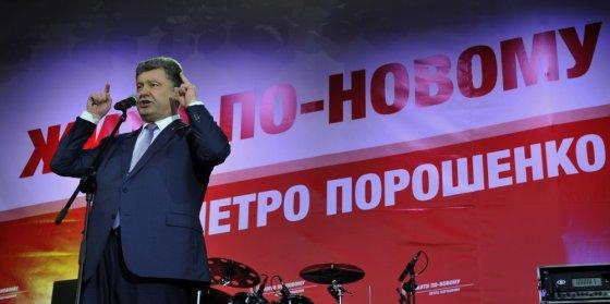 """Scanpix"" nuotr./Petro Porošenka"
