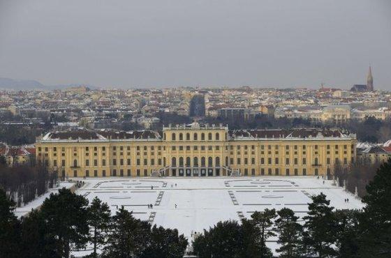 Habsburgų rūmai Vienoje