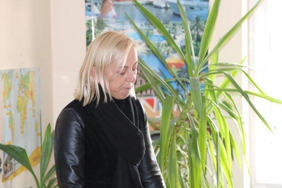 Radeiniuose dirbusi kelionių agentė Alma Mačiulienė įtraiama pinigų pasisavinimu