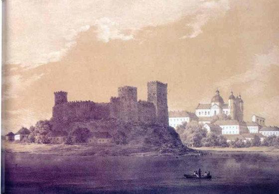 Tokių tvirtų pilių kaip Lucko pilis LDK buvo nedaug