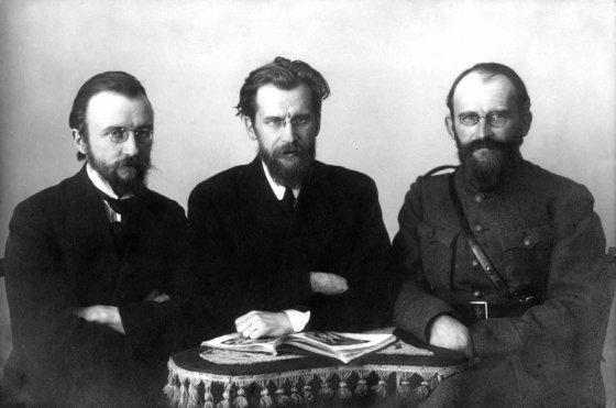 Viktoras, Mykolas ir Vaclovas Biržiškos buvo masonai