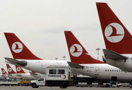 Ibrahim Usta/AP / Postimees.ru/Turkish Airlinesi