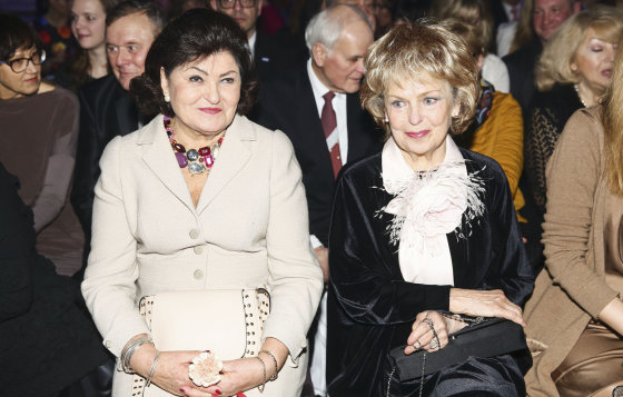 Luko Balandžio/Žmonės.lt nuotr./Vanda Statkevičienė ir Gražina Balandytė