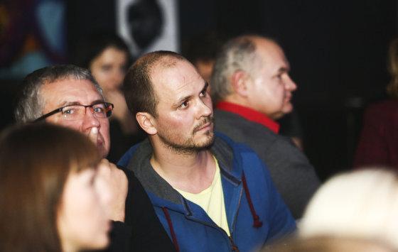 Luko Balandžio/Žmonės.lt nuotr./Audrius Bružas