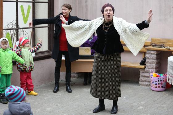 Luko Balandžio/Žmonės.lt nuotr./Lygiadienio šventė vaikų darželyje