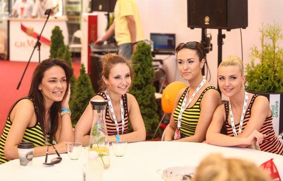 Luko Balandžio/Žmonės.lt nuotr./Monika Šedžiuvienė (dešinėje)