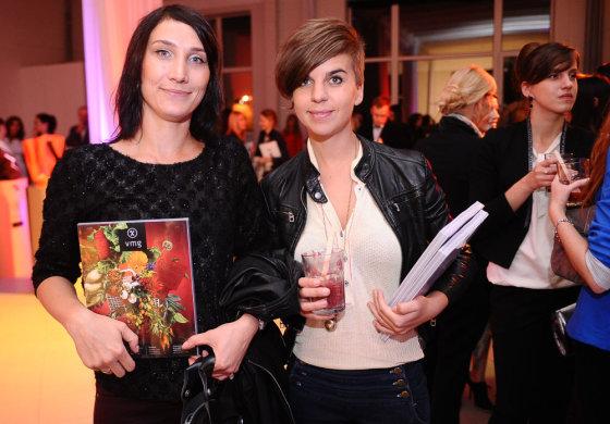 Luko Balandžio/Žmonės.lt nuotr./Simona Albavičiūtė-Bandita (dešinėje)