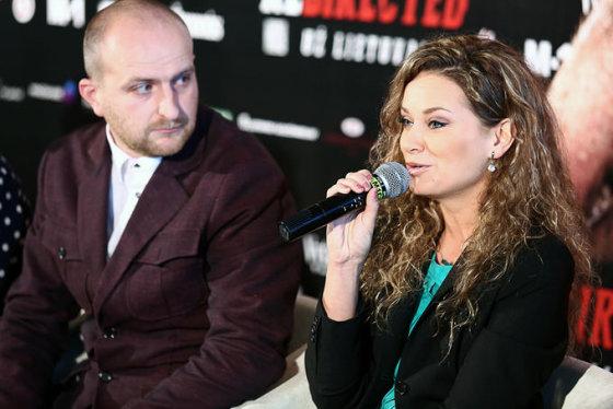 Donatas Šimukauskas ir Monika Vaičiulytė