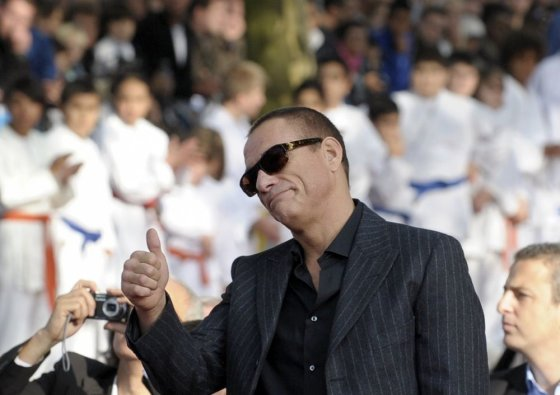 """Scanpix"" nuotr./Jeanas-Claude'as Van Damme'as"