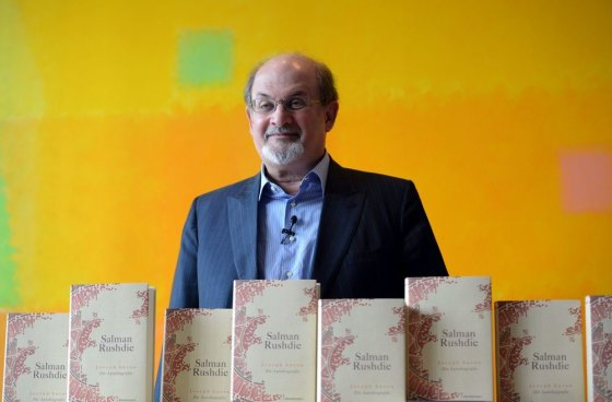 """Scanpix"" nuotr./Salmanas Rushdie"