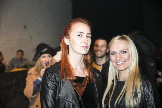 Viganto Ovadnevo/Žmonės.lt nuotr./Laura Vagonė (kairėje)