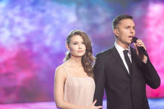 Greta Mikalauskytė ir Martynas Kavaliauskas