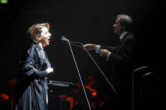 Teodoro Biliūno/Žmonės.lt nuotr./Koncerto akimirka