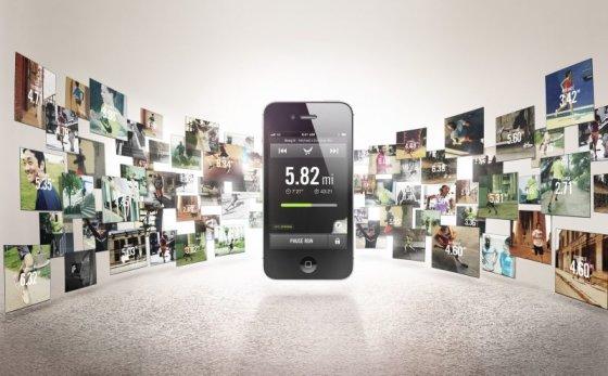 """RsV agentūros """"Ad verum"""" nuotr./Specialiai bėgikams sukurta programėlė """"Nike + Running App"""""""
