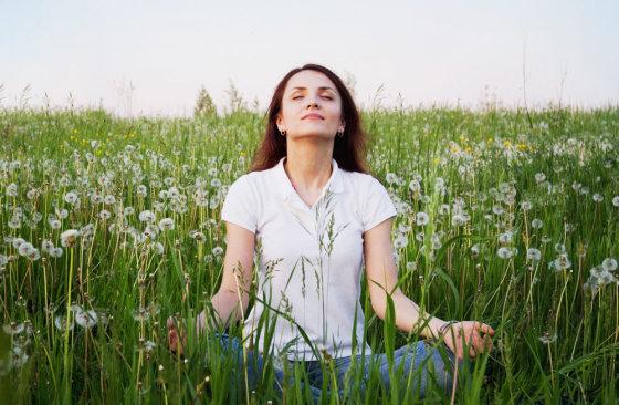 Fotolia nuotr./Taisyklingas kvėpavimas mažina nuovargį, gerina medžiagų apykaitą, stiprina ramybės ir harmonijos pojūtį.