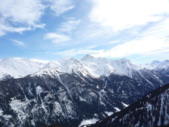 Indrės Jurčenkaitės nuotr./Kappl slidinėjimo kurortas Austrijoje