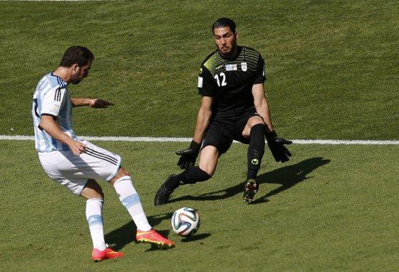 "AFP/""Scanpix"" nuotr./Gonzalo Higuainas"