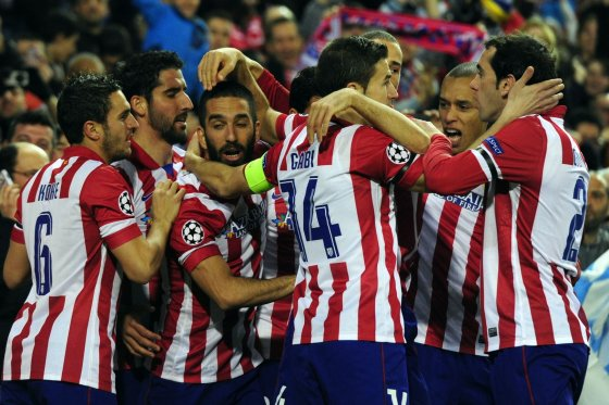 """AFP/""""Scanpix"""" nuotr./""""Atletico"""" – ypač vieninga komanda"""